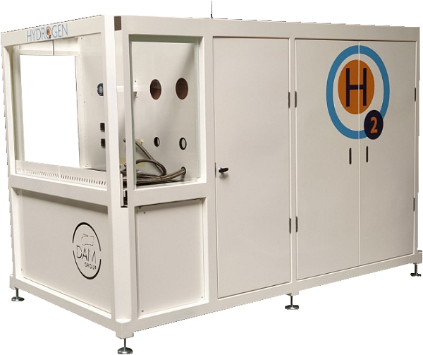 DAM Group banc de conditionnement pile a combusible stack hydrogene