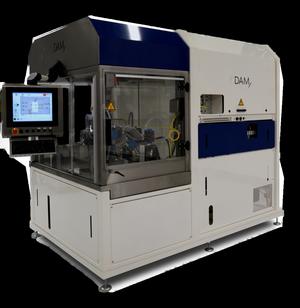 DAM Group - Machine spéciale - Band de test hydraulique pour boîte de vitesse - embrayage