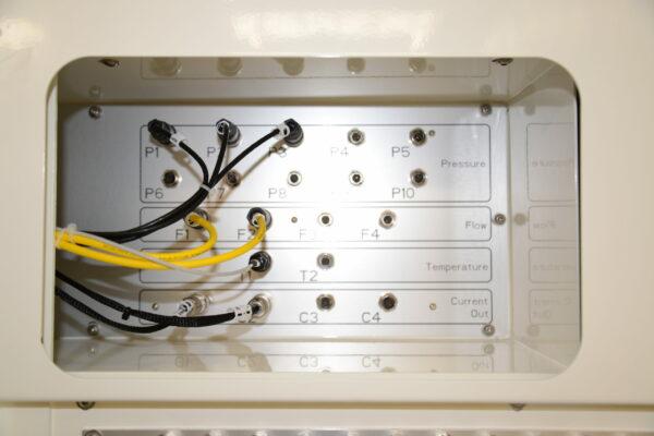 Banc hydraulique machine speciale boite de vitesse HCM quick connection DAM Group