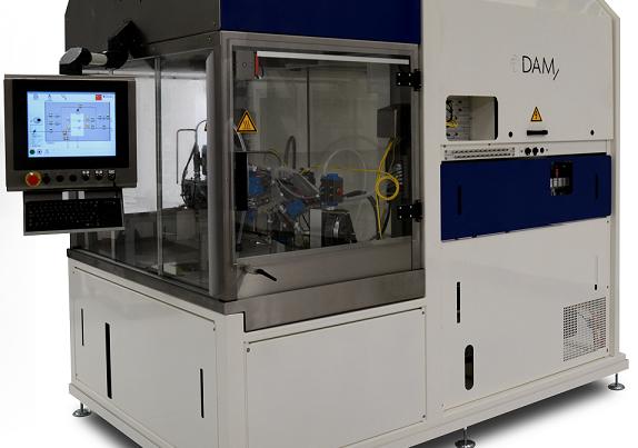 DAM Group - Banc de test hydraulique pour module de boîte de vitesse - embrayage
