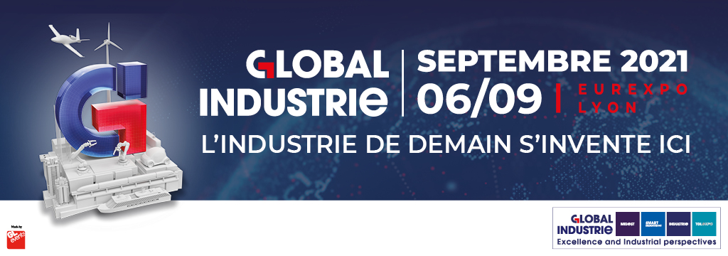DAM Group expose à Global Industrie 2021